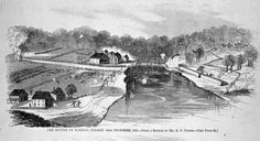 """December 14, 1862: Union forces under the command of Gen. John G. Foster launched their second attack on Confederate Gen. Nathan G. """"Shanks"""" Evans at the First Battle of #Kinston. #CivilWar"""