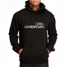 Jaket 'Adventure' National Geographic