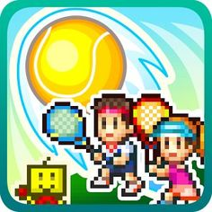 Tennis Club Story Android APK Game Free -  http://apk4u.net/tennis-club-story-apk