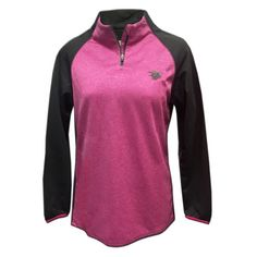Ladies' Trident Power Pink Pullover