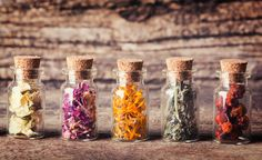 Herbs for Love: A Potion-Making Workshop The use of herbs to inspire love and attraction is as old as herbalism. The subject of poetry, a form of muse, and magic - whether you be… Hair Test, Apothecary Bottles, Natural Living, Pillar Candles, Royalty Free Images, Health And Wellness, Herbalism, Ale