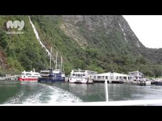 Milford Sound, New Zealand Travel, Travel Videos, Cool Places To Visit, The Good Place, World, Youtube, The World, Youtubers