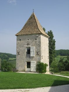country home, Pigeonnier, Las Bourdolles