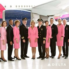 Best Delta....period  ----wear pink for breast cancer