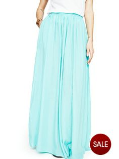 South Cotton Maxi Skirt £12 Very