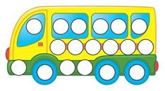Ocean Do-a-Dot Printables Preschool Learning Activities, Color Activities, Kids Learning, Transportation Theme Preschool, Reward Chart Kids, Arabic Alphabet For Kids, Do A Dot, Numbers Kindergarten, Montessori Materials