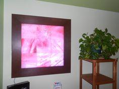 Himalayan Salt Picture (color changing) Massage Place Seattle Area -  Build by Salt Mine Arium, LLC