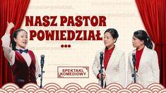 "Christian Crosstalk ""Our Pastor Said …"" Christian Skits, Christian Films, Christian Videos, True Faith, Faith In God, Jesus Bible, Bible Scriptures, Jesus Second Coming, Jesus Return"