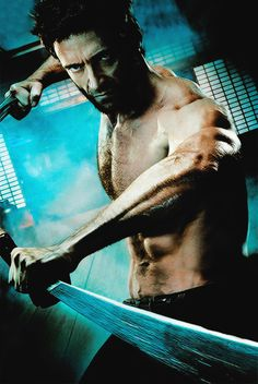 """Hugh Jackman"" EST ""Løgan {James Howlett} • as • Wølverine"" ~ Film : Wolverine (2013) ~ [Ψ_₩∅lverine_Ψ]"