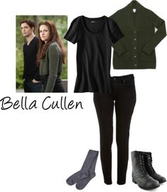 """Breaking Dawn Part 2 Inspired Outfit #1"" by kamababus on Polyvore"