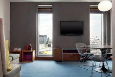 Aloft London Excel - Aloft Suite - Living Room