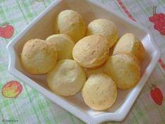 Saindo quentinho do forno para a alegria da criançada! - Aprenda a preparar essa maravilhosa receita de Pão de Queijo de Liquidificador