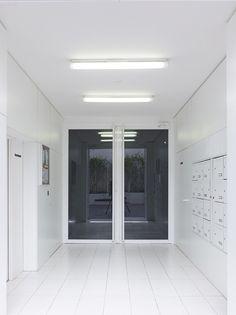 Gallery Of 20 Social Housing In Paris H2o Architectes