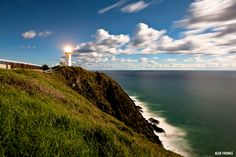 Byron Bay, Australia - my nephew & nieces have been there & I hope to go there one day as well