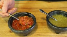 Video: How to Cook Mexican Salsas