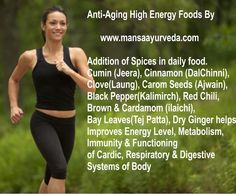 Anti-Aning High Energy Food by Mansaayurveda