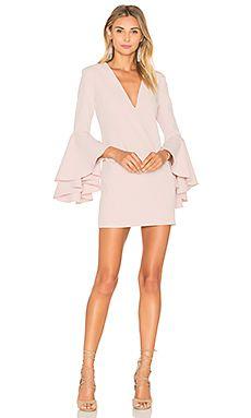 MILLY Nicole Dress in Petal