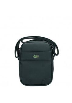 687a76fde Perfect present  Lacoste Bag for men Cream Fields