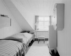 Knut Knutsen: Own summer house, Portør, 1949