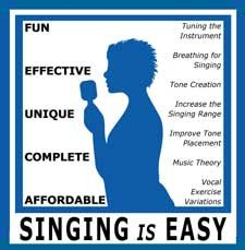 A-Z Singing Tips for a teacher or student!