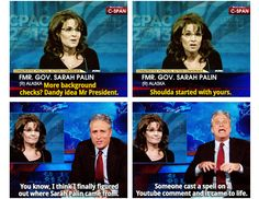 Everyone go home, Jon Stewart has won the internet (and The Daily Show).