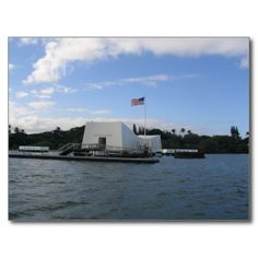 USA - Hawaii - Oahu - USS Arizona Memorial