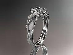 platinum+diamond+leaf+and+vine+wedding+by+anjaysdesigns+on+Etsy,+$1825.00