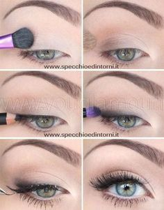 Tutorial make up acqua e sapone