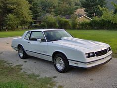 Chevrolet Monte Carlo, Chevrolet Malibu, My Dream Car, Dream Cars, Used Sports Cars, Pony Car, Car Images, Super Sport, American Muscle Cars