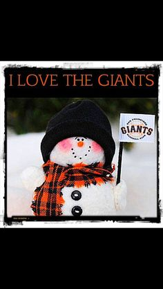 Love my Giants