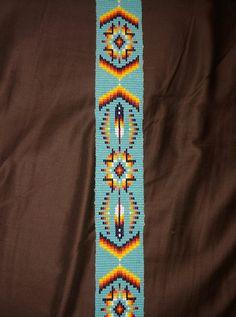 off loom beading stitches Native Beading Patterns, Seed Bead Patterns, Beaded Jewelry Patterns, Bead Loom Designs, Beadwork Designs, Indian Beadwork, Native American Beadwork, Loom Bracelet Patterns, Bead Loom Bracelets