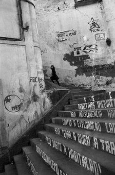 Portugal, Beira Litoral region, Coimbra Josef Koudelka, 1975 Via undr Black White Photos, Black And White Photography, Urban Photography, Street Photography, Prague, Portugal, Fade To Black, French Photographers, Magnum Photos