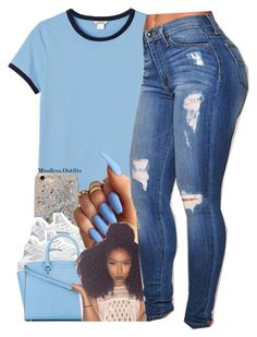 """BTS3"" by renipooh ❤ liked on Polyvore featuring Monki, Anthropologie, NIKE and MICHAEL Michael Kors"