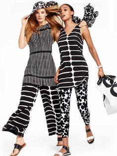 marimekko for Target, Okariino, women look 3