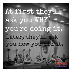 Olympia Gymnastics Quote Inspiration More