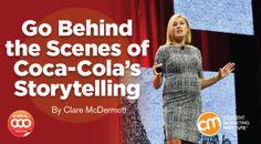Go Behind the Scenes of Coca-Cola's Storytelling  #storytelling #archetypen