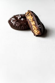 Holy whoa - Quinoa + Coconut Crispy Peanut Butter Cups | @edibleASH #recipe