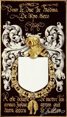 Armorial plates from the Order of the Golden Fleece  Photo number:  0010258000 Artist:  Lukas de Heere Period (century):  16th century