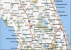 Ocala Florida Map.20 Best Beautiful Ocala Images Ocala Florida Florida Vacation