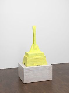 CY TWOMBLY Untitled, 2006 Bronze 44 × 24 × 14 inches (111.8 × 61 × 35.6 cm) Ed. of 6 © Cy Twombly Foundation Photo by Mike Bruce