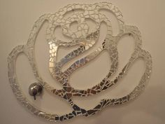 Mosaic Artwork, Mosaic Wall Art, Mirror Mosaic, Mirror Art, Diy Mirror, Mosaic Glass, Glass Art, Mosaic Tray, Mosaic Tiles