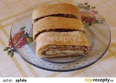 OŘECHOVÁ /NÁPLŃ Hot Dog Buns, Hot Dogs, Bread, Breakfast, Food, Morning Coffee, Brot, Essen, Baking
