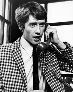 """Hello....is this the person to whom I am speaking?""  -Michael Crawford"