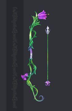 -FloralStone- 3/30 -BELLFLOWER- by EllipticAdopts.deviantart.com on @DeviantArt
