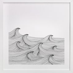 drift by Naomi Ernest at minted.com