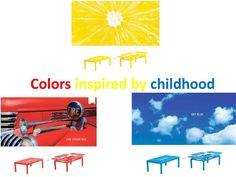 sofun table. sofun colours