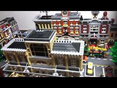 My Lego Town Layout Neu-Brickstadt - LEGO Town - Eurobricks Forums
