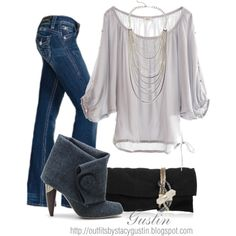 Great date night outfit!