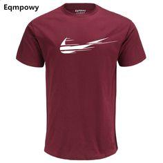 2018 nowe marki męskie koszulki letni drukuj logo 100% bawełny z krótkim  rękawem t- c5cce227cda8