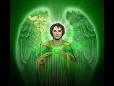 """Archangel RAPHAEL: """"Manifesting miracles"""" (the kindness from the Universe at your life) Archangel Raphael Prayer, Archangel Zadkiel, Archangel Prayers, Archangel Michael, Angel Images, Angel Pictures, Jesus Pictures, Seven Archangels, St Raphael"""